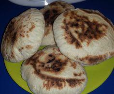Ricetta Batbout (pane marocchino) pubblicata da federicabandinu - Questa ricetta è nella categoria Pane