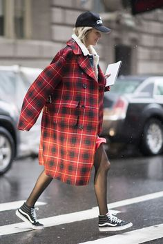 Winter Street Style Inspiration