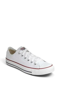 Weekend favorite! Chuck Taylor sneaker by Converse.