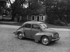 Renault 4x4. El coche que Ferdinad Posche jamás quiso diseñar. Fue obligado estando prisionero.