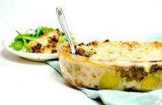 Moussake d'hiver – Lentilles & Légumes Secs