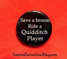 Save a broom!