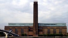 The City Works — Tate Modern in London, Greater London — #cityworked #lostinlondon