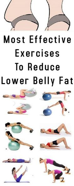 Most Effective Exercises To Reduce Lower Belly Fat #health Beauty #fitness #gym #cardio #diy
