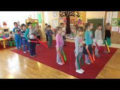 Zabawa muzyczna z woreczkami - YouTube Orff Activities, Summer Camp Activities, Montessori Activities, Preschool Activities, Kids Yoga Poses, Yoga For Kids, Exercise For Kids, Fun Classroom Games, Music Classroom