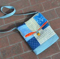 she can quilt: Kimberly Sac Sew Along