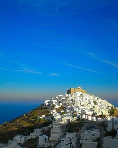 Astypalaia in the afternoon © AAnna ( Panoramio )