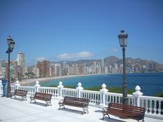 benidorm spain - Google Search