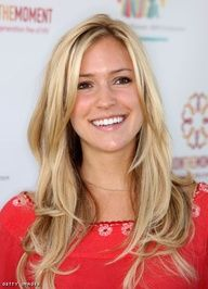 Kristin Cavallari layered hair- this is basically my hair right now and its my favorite hairstyle on me.
