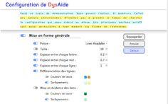 Pour améliorer la lisibilité de texte sur internet ... Content, Map, Internet, Location Map, Maps