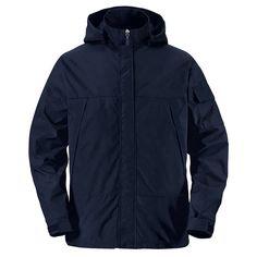 Mens Womens Windproof Waterproof Jacket Outdoor Camping Travel Hoodie Coats NAVY #hellobincom #WaterproofWindproof