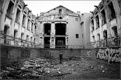 Urban Decay by =LyrixDeRaven on deviantART Vienna Austria, Adventure Awaits, Medium Art, Urban Decay, Google Images, Abandoned, Travel Inspiration, To Go, Deviantart