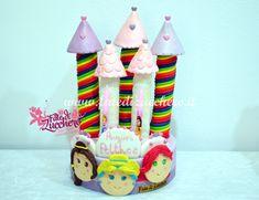 Sugar Kit per Castello delle Principesse | | Fate di Zucchero - Cake Designers