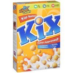 Kix Crispy Corn Puffs Cereal