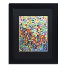 First Love by Sylvie Demers Matted Framed Painting Print