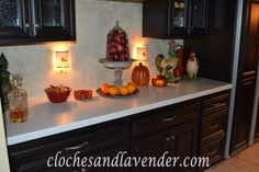 Some great Fall kitchen decor ideas
