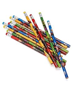 awesome American Greetings 12-Piece Avengers Pencils, Multicolored 5.59