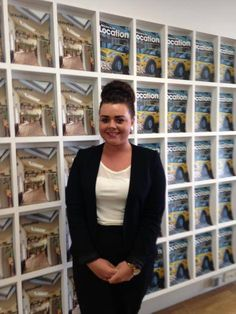 Say hello to Cherry, our new sales negotiator #welcomeonboard #Norwich