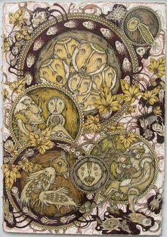JOEL  LORAND: French self-taught artist