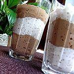 Jogurtowy deser z tapioki