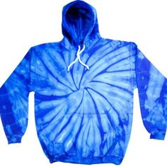 (ALL-NEW-BLUE-JERRY-PATTERN,TYE-DYE-9 OZ.-FLEECE-PULLOVER-HOODIES:) from http://mkt.com/the-tee-shirt-shack for $30 on Square Market