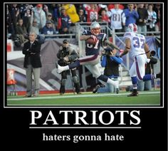 PATS   Thats ok..Look where we are--- Winning!