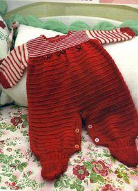 Revista Online Receita Macacão Tricô - Receita Tricô Fácil Baby Girl Crochet, Newborn Crochet, Baby Blanket Crochet, Crochet For Kids, Baby Knitting Patterns, Baby Patterns, Crochet Books, Knit Crochet, Kids Dress Clothes