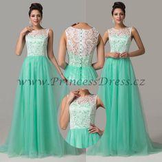 Plesové šaty   Dlouhé elegantní   Plesové šaty - Nela   PrincessDress