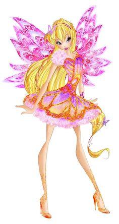 Winx Club Stella Butterflyix
