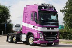 Volvo FH Arclid Transport PN65NVU | Manchester Etihad Stadium Sunday…