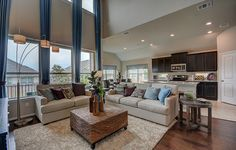 Giallo II 377N New Home Plan in Highlands at Mayfield Ranch 53s by Lennar
