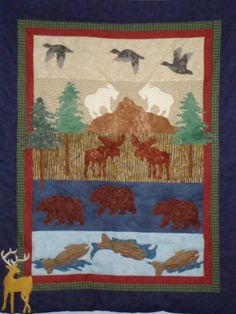 Outdoorsy Quilt