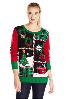ab9e94e30b Amazon Is Marking Their Ugly Christmas Sweaters Down 40 Percent - So Now's  the Time To Get One!