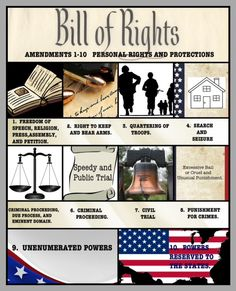 Graphic Bill of Rights