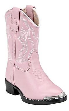 Durango Infants Silver Tip Western Boots - Just like mine when I was little!