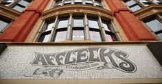 Every bit of the Northern Quarter building is in use - and independent businesses are queuing up to get in