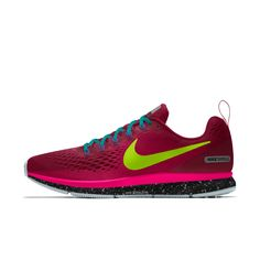 Nike Air Zoom Pegasus 34 Shield iD Men's Running Shoe