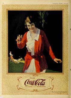 Coca-Cola(1922)
