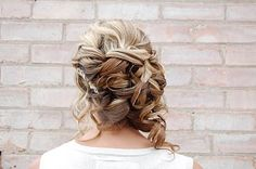 Like the top, with the bottom half left down and curled