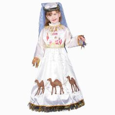 Now available from Bargains Delivered!  Jewish Mother Riv... at http://www.bargainsdelivered.com/products/jewish-mother-rivkah-child-costume-large-12-14?utm_campaign=social_autopilot&utm_source=pin&utm_medium=pin