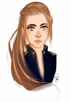 This is the best version of Feyre I have ever seen. Captured perfectly