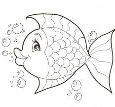 Fish coloring page Fish Coloring Page, Animal Coloring Pages, Colouring Pages, Adult Coloring Pages, Coloring Pages For Kids, Coloring Sheets, Coloring Books, Motifs D'appliques, The Rainbow Fish