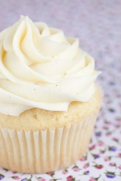 Vanilla Bean Buttercream Dream