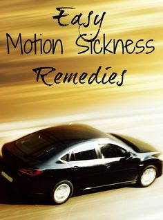 how to get rid of motion sickness while pregnant
