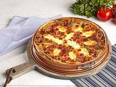 Recipes Using Copper Chef Cookware | CopperChef.com Italian Frittata Recipe, Frittata Recipes, Chef Recipes, Pizza Recipes, Italian Recipes, Baking Pans Set, Copper Cooking Pan, Perfect Pizza, Egg Dish
