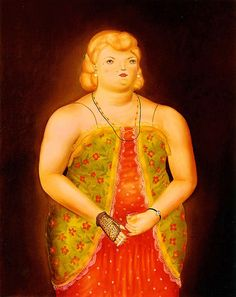 "Botero Fernando - Maruj (from <a href=""http://www.oldpainters.org/picture.php?/47045/category/15820""></a>)"