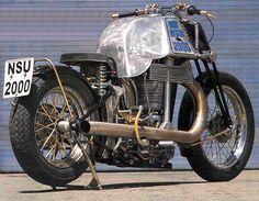 NSU Bison 2000 | Bike EXIF