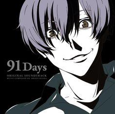 新作オリジナルアニメーション「91Days」。2016年7月よりMBSほかアニメイズム枠にて放送開始。