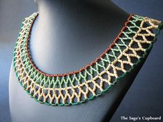Min of the Road Collar  - lovely!