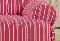 Leather Sofas  Piece T Cushion Sofa Slipcover